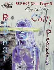 Red Hot Chili Peppers By The Way Transcribed Scores Sheet Music Book