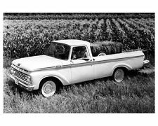 1963 Ford F100 Pickup Truck Photo Poster zc8276-9O9ZUX