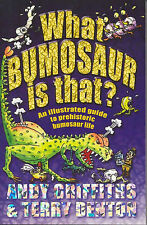 What Bumosaur is That? by Andy Griffiths, Terry Denton (Paperback, 2007)