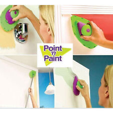 Point Smooth Paint Painting Pad Brush Roller Pack Kit Popular Home Office Decor