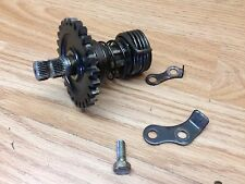 Suzuki RM85 RM 85 2002 Engine Kick Start Assembly Gear WIth Spline Spring