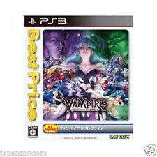 Used PS3 Vampire Resurrection Best  PLAYSTATION 3 SONY JAPAN JAPANESE IMPORT