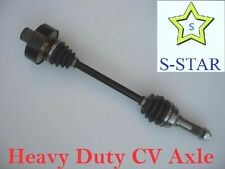 Heavy Duty Yamaha Rhino Rear Left CV Axle 700 Year 2008 2009 2011 2012 2013