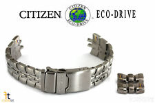 Citizen Eco-Drive BM8230-58E 22mm Original Titanium Watch Band BM8230-58A