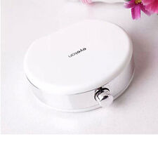 Travel Perfume Bottle Shape Contact Lenses Case Box Container Holder