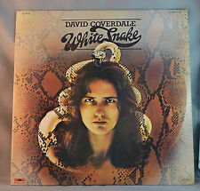 DAVID COVERDALE - WHITESNAKE - RARE JAPAN 1ST PRESS MWF 1027