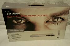 iView-1000DV Silver Stylish Slim Media Player