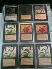 Huge Mtg Repack Blowout - 4 X Repacks - Money Cards From Collection - P9, Duals?