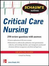 Critical Care Nursing : 250 Review Questions by James Keogh (2013, Paperback)
