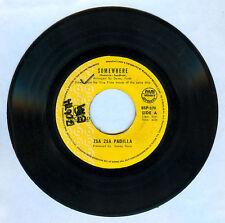 Philippines ZSA ZSA PADILLA Somewhere OPM 45 rpm Record