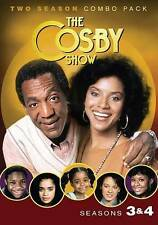 The Cosby Show: Seasons 3  4 (DVD, 2014, 4-Disc Set) - ***NEW in plastic wrap***