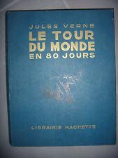 Jules Verne: Le tour du Monde en 80 jours, 1938, BE