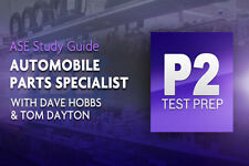 ASE DVD/Study Guide P2 - Parts Specialist - FREE PriorityShipping/Coupon