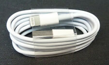 New Lightning To USB Cable 1m iPhone iPad Mini iPad Air Pro iPod Nano US Seller