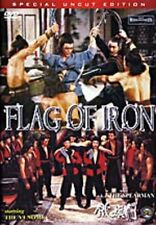 Flag of Iron  - NEW DVD--FREE UPGRADE TO 1ST CLASS SHIPPING