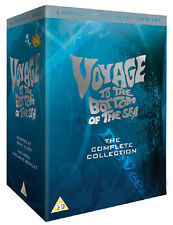Voyage to the Bottom of the Sea (Complete Collection) NEW PAL Series 31-DVD Set