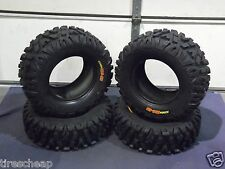 "25"" BOUNTY HUNTER HEAVY DUTY 8 PLY RADIAL ATV TIRES (SET 4) 25X8-12 25X10-12"
