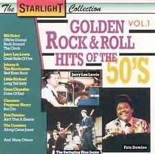 Golden Rock & Roll Hits of the 50's 1 1997 *NO CASE DISC ONLY*