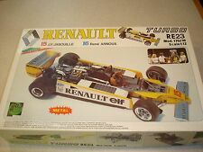 Very Rare Mint 1/12 Metal Protar Renault Turbo RE23 Mod. 170/M