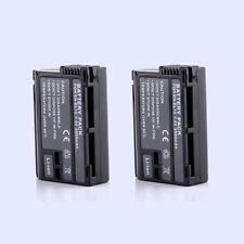 2X Nikon AKKU für EN-EL-15 EN-EL15  2550mah DE