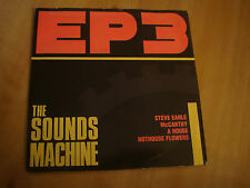"THE SOUND MACHINE-EP3 (WARNER 7"") STEVE EARLE/HOTHOUSE FLOWERS/MCCARTHY/A HOUSE"