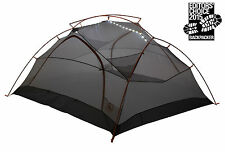 Big Agnes Copper Spur UL 3 mtnGLO Tent-Silver/Gray