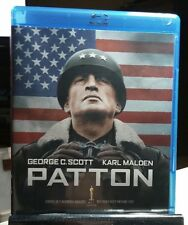 Patton 1970 (Blu-ray/DVD, 2012, 2-Disc Set) NEVER USED - Free Shipping