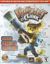 Ratchet and Clank : Prima's Official Strategy Guide by Prima Publishing Staff