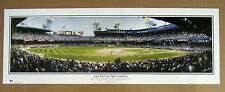 "Detroit Tiger Stadium Last Pitch Panoramic - Large 13.5"" x 39"""