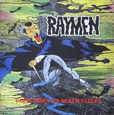 The Raymen - Going Down To Death Valley (Rebel Rec. Vinyl-LP Germany 1985)