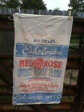 Primitive Country Craft Red Rose Spring Wheat Flour 98LB BAG