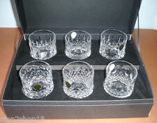 Waterford Heritage Straight Sided Mixed Tumbler Set of 6 #40008683 New!