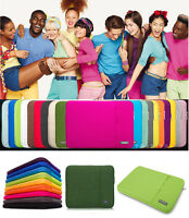 Laptop Soft Sleeve Bag Case Pouch For DELL HP ACER ASUS THINKPAD TOSHIBA SONY LG