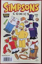 Simpsons Comics (2015) #233 - Newsstand Variant - Comic Book - Bongo Comics