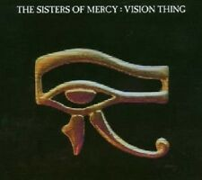 "SISTERS OF MERCY ""VISION THING"" CD NEUWARE"