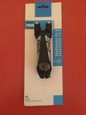 Shimano Pro PLT Road/Mountain Bike Stem, 90mm, 10 Degrees, 31.8mm, 116g Light