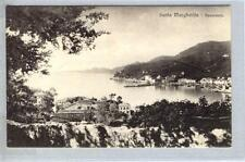 AK Santa Margherita Ligure, Panorama, 1910