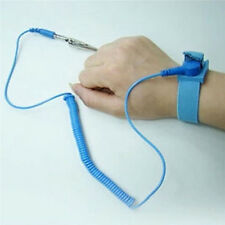 New Anti Static ESD Wrist Strap Discharge Band Grounding Prevent Static Shock
