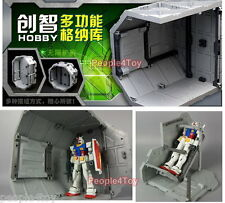 Octagon chain SPACE SHIP CABIN Hobby BASE for Gundam Macross Model Kit HG MG RG