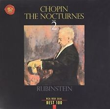 Arthur Rubinstein - Chopin: The Nocturnes Vol. 2 [New SACD] Hong Kong - Import