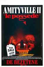 AmItyville 2 Possession Poster 02 A3 Box Canvas Print