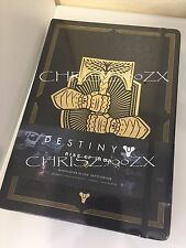 Destiny Rise of Iron Blank Sketchbook Journal Notepad Notebook 92 Pages Bungie
