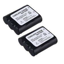 2 X NEW Phone Battery for Panasonic P-P511 HHR-P402 ER-P511