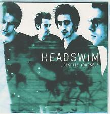 Headswim 'Despite Yourself' CD album with Tourniquet & Better Made, 1998 on Sony