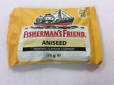 Fisherman's Friend Aniseed Lozenges 25g x 5