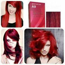 BERINA PERMANENT A9 Permanent Hair Dye Color Cream Red Color