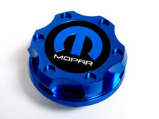 DODGE CHARGER CHALLENGER 300 CHRYSLER V8 HEMI BILLET ENGINE OIL CAP MO BLUE