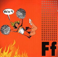 FF - We're #1  (CD 1996)