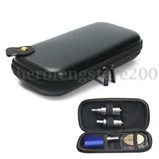 New EVA Black Hard Case Carry Pouch Zip Storage Bag For X6 E-cig Accessory