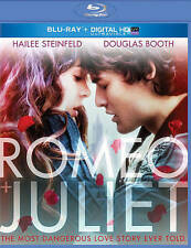 Romeo & Juliet (Blu-ray, 2014, UltraViolet)